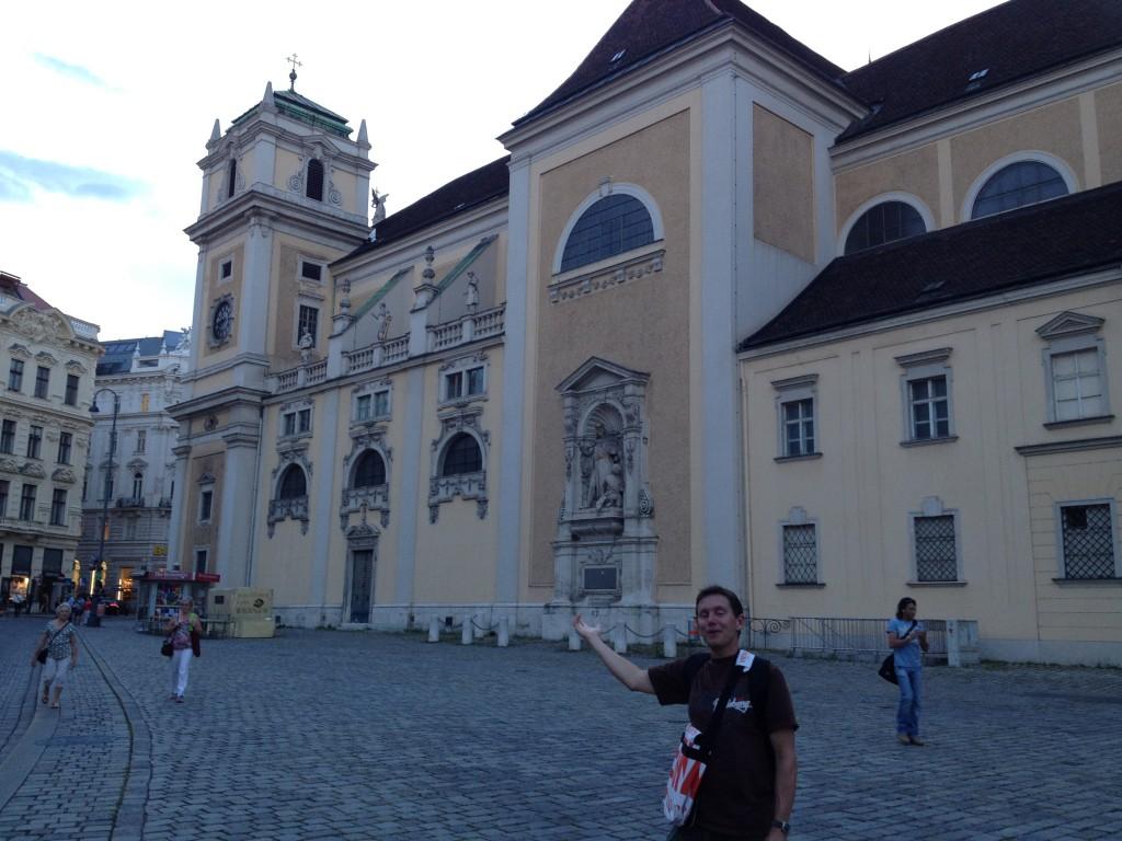 Cameron in Vienna