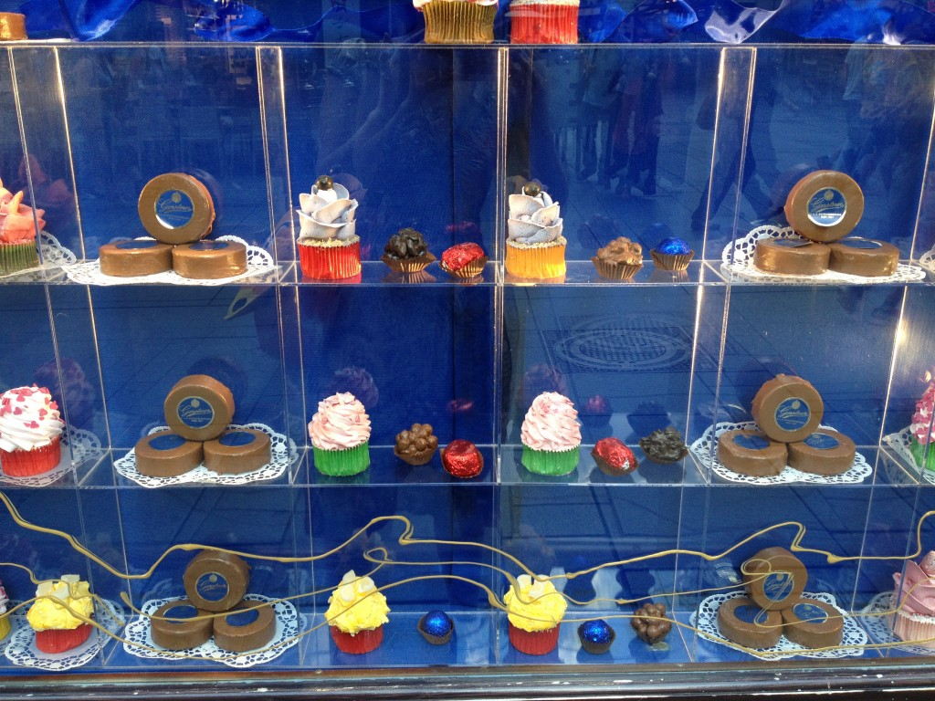 Spectacular cake shop