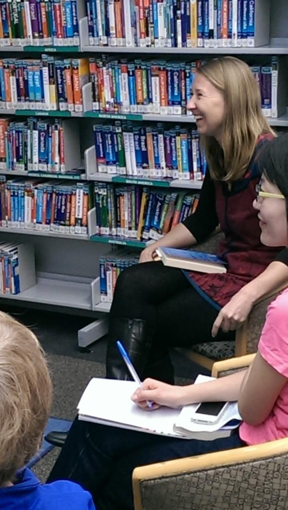 Burnside Library Reading II